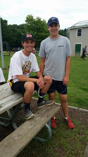 Tyler and Trevor